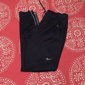 Nike track pants size medium